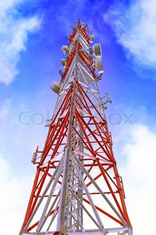 2258190-110571-radio-relay-link-mobile-base-station-of-mobile-operator-bts